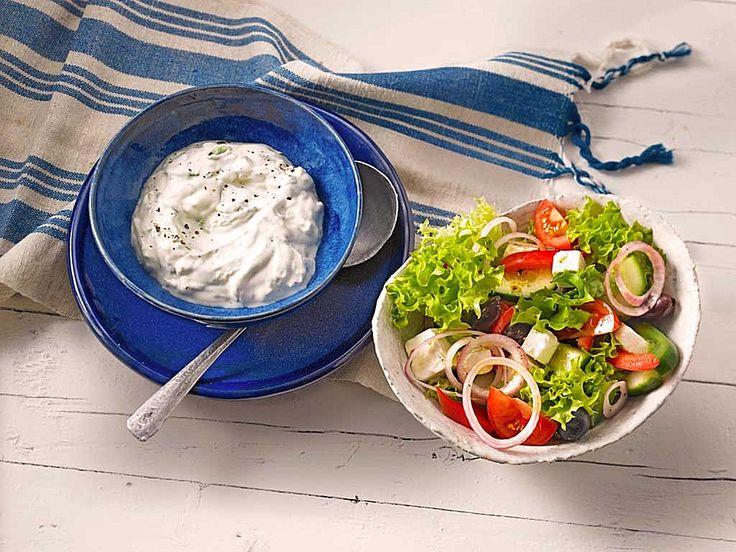 Tzatziki, wie ich es aus Kreta mitgebracht habe, ein tolles Rezept aus der Kategorie Gemüse. Bewertungen: 1.069. Durchschnitt: Ø 4,7.