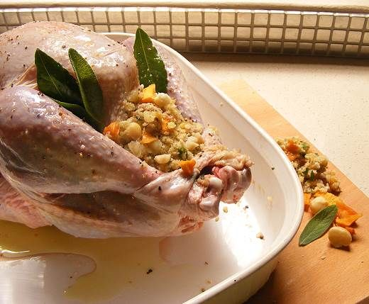Sausage meat stuffing terrine recipes