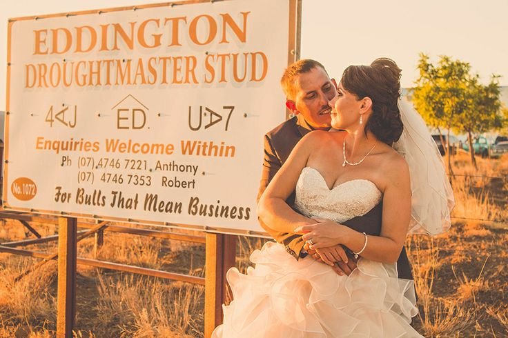 Easter Wedding in the Outback {Anthony   Rachael}