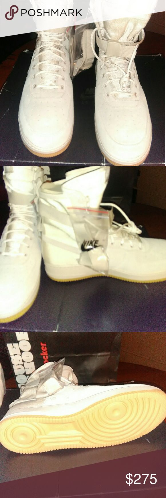 SF AF1 Future Force size 12 Brand New Future Force, never worn. AF1 Shoes Athletic Shoes