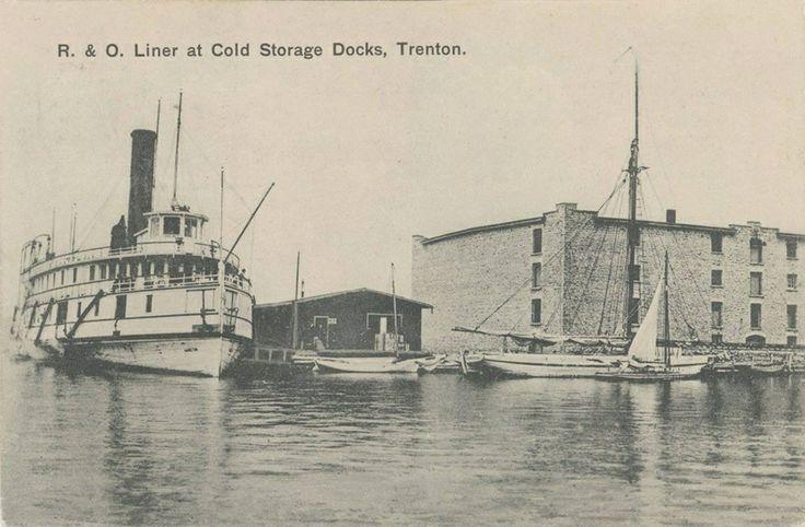 Early bay of Quinte Trenton Ontario