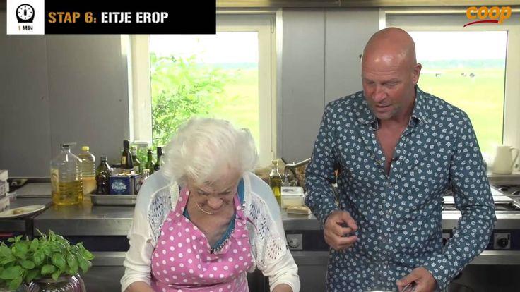 Koken met kliekjes: de broodsoep van oma Pluijm