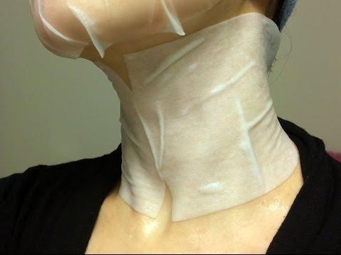 YASMANY nos enseña cómo preparar una mascarilla reafirmante de cuello casera.