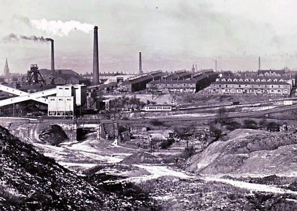 Bank Hall Mine