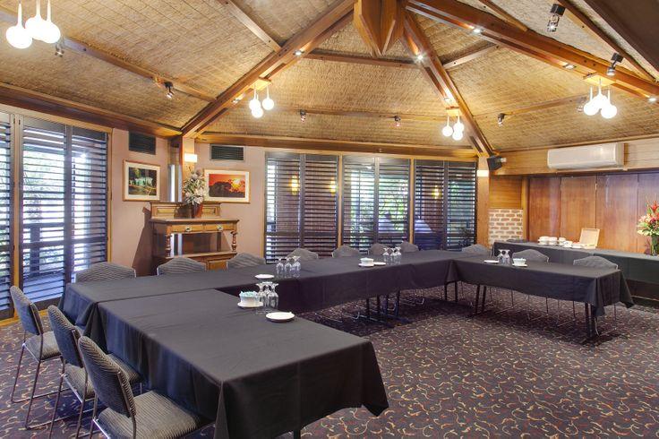 Osmond Room - Set for meeting