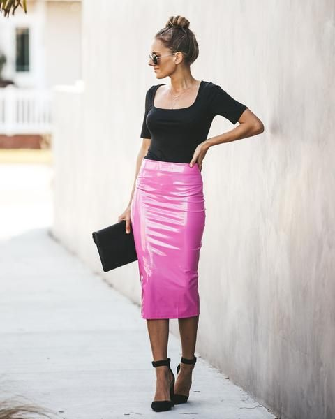 51c3fa774a Material Girl Liquid Pencil Skirt in 2019 | Dressing | Material ...