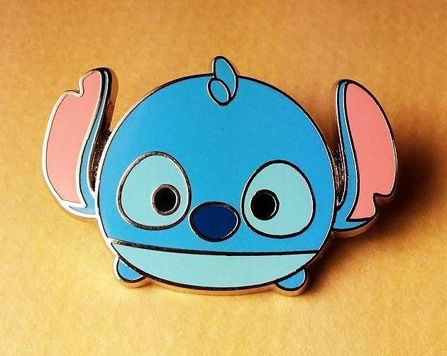 Disney Pin 108011 Tsum Tsum Mystery Pack Stitch Disney Pin Super Cute NEW #Disney