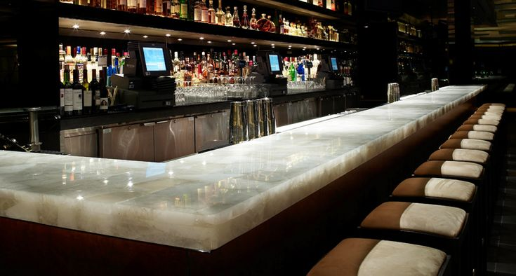 8141 White Quartz Counter Top Bar Caesarstone Concetto