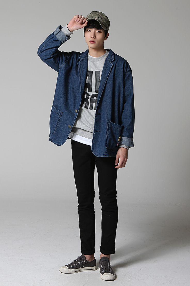 Outfit Men Casual Winter