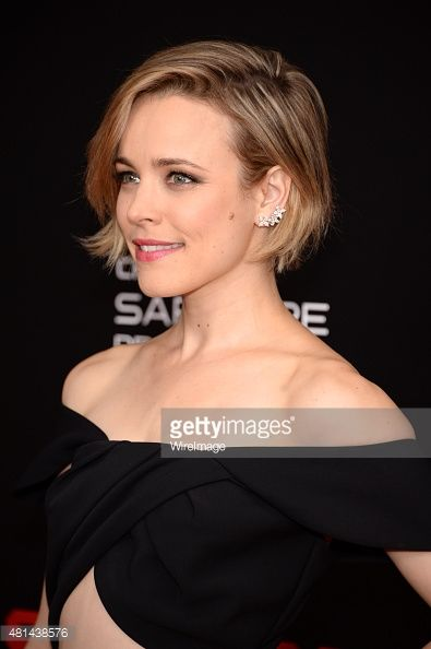 rachel mcadams short hair 2015 - Google Search