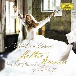 MAGDALENA KOZENA Lettere amorose - Deutsche Grammophon
