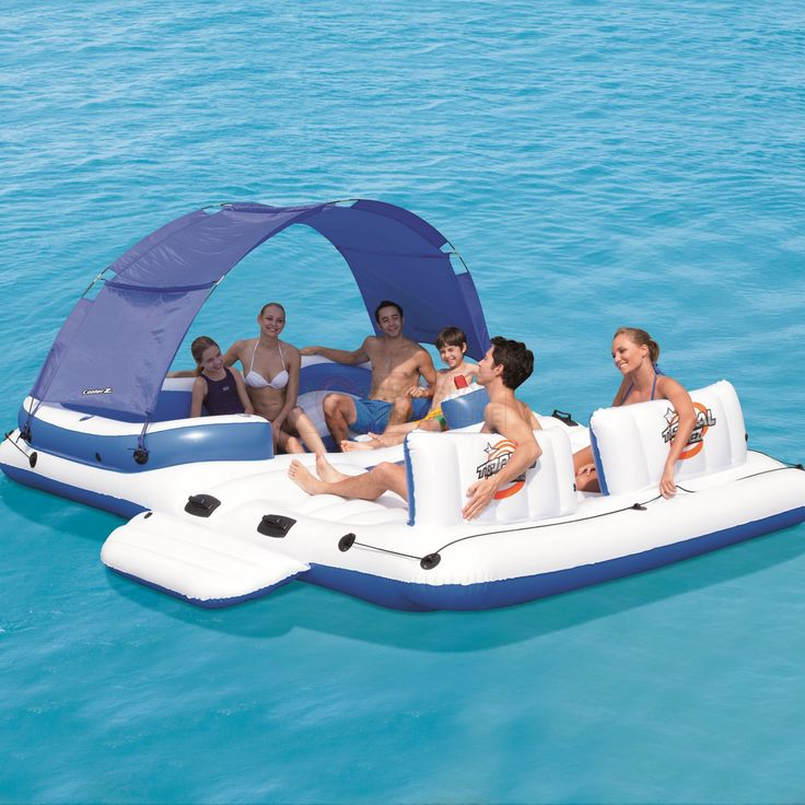 BESTWAY 43105 Isola Galleggiante Tropical Breeze Gonfiabile 6 Persone Mare Lago http://www.decariashop.it/giochi-gonfiabili/20766-bestway-43105-isola-galleggiante-tropical-breeze-gonfiabile-6-persone-mare-lago-6942138907117.html