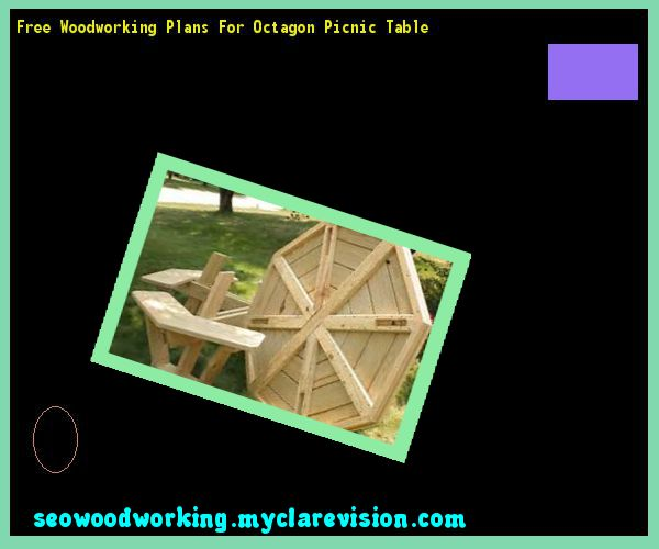 17 Best ideas about Octagon Picnic Table on Pinterest | Round picnic table, Picnic table plans ...