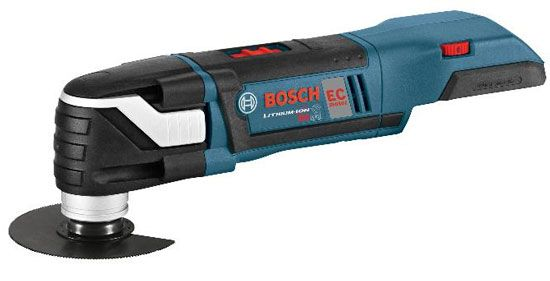 Cordless Oscillating tool is extremely flexible, and you can do a lot with them. You can use a variety of tools for cutting, grinding, sharpening, and scraped the task will be harder to do with the kind of power tools. All you need is the proper attachment.