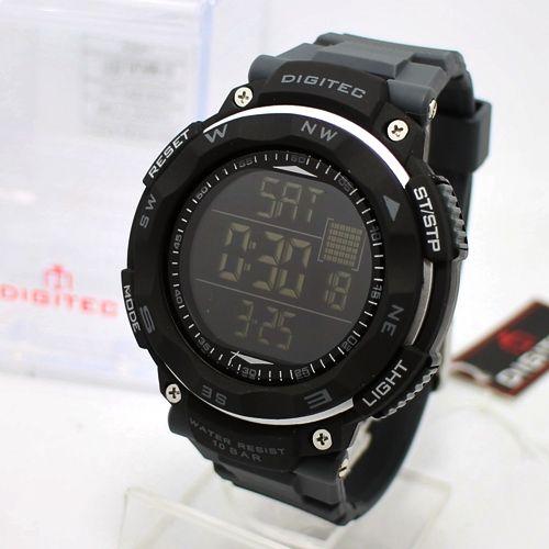 Jam Tangan Digitec DG 3003T Hitam List Abu | Original  Pin :7D7AC704 | 7DC8A780 Line : jamtangan_yk  Text/WA : 0877-3983-3078  jam tangan online, jam tangan murah, jam tangan digitec, jam tangan online murah, jam tangan original, harga jam tangan  http://bit.ly/1uchIzQ