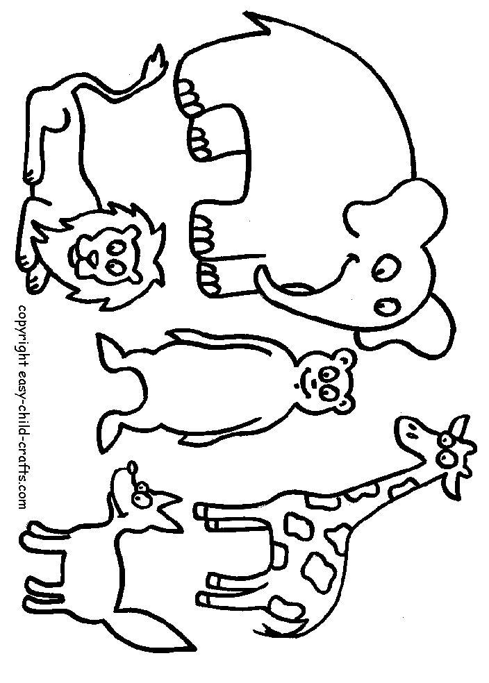 Noah S Animals Coloring Pages : Best noah images on pinterest coloring books