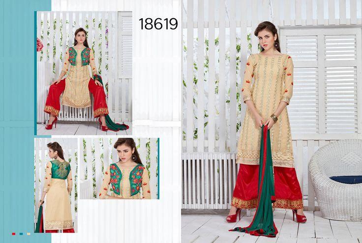 Designer Pakistani New Ethnic Salwar Suit Dress Indian Kameez Anarkali #TanishiFashion