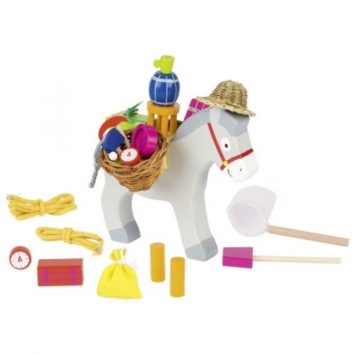 Παιχνίδι ισορροπίας Γαιδουράκι/ Donkey balancing game