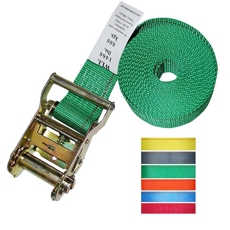 2 custom endless loop ratchet strap choose the color