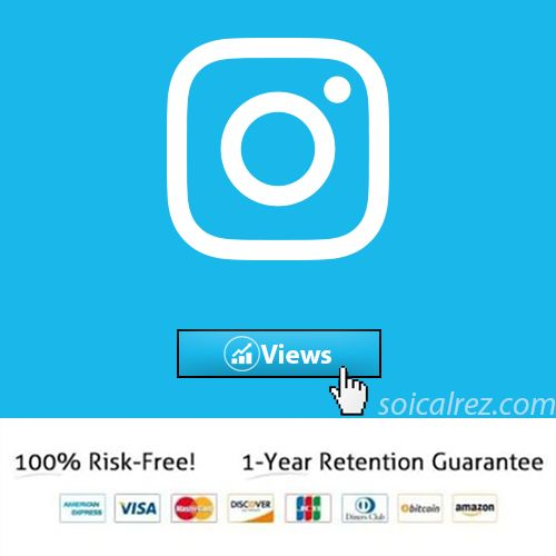 Buy Instagram Video Views - Real, Active & Cheap #buy #instagram #followers #likes #views #comments #cheap #real http://www.socialrez.com/product/buy-instagram-views/