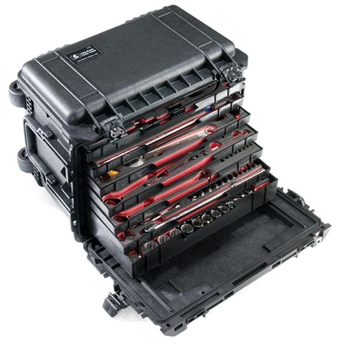Pelican 0450 Tool Case with Drawers