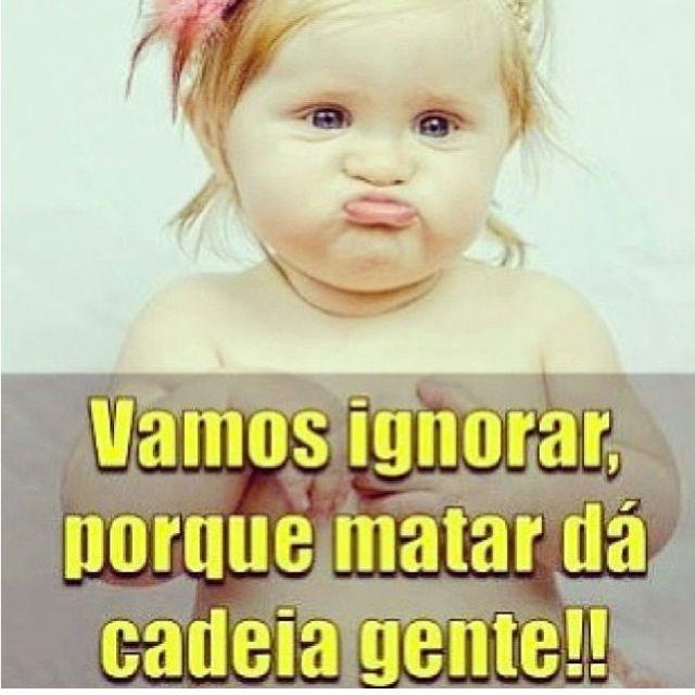 Vamos ignorar!!!!