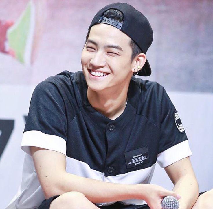 Got7 JB's dazzling smile!#Got7#Jaebum | Got7 | Pinterest ...