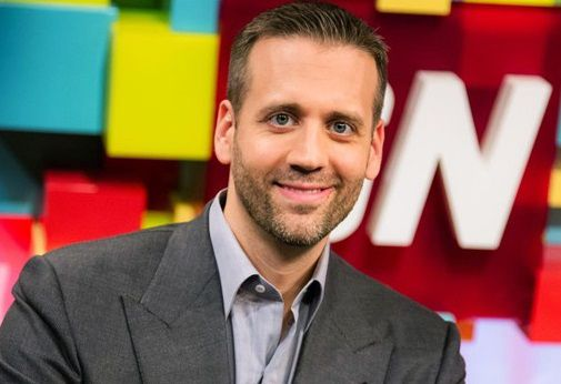 43 Years-Old ESPN Sportscaster Max Kellerman Who Once Hit His Wife Erin Manning