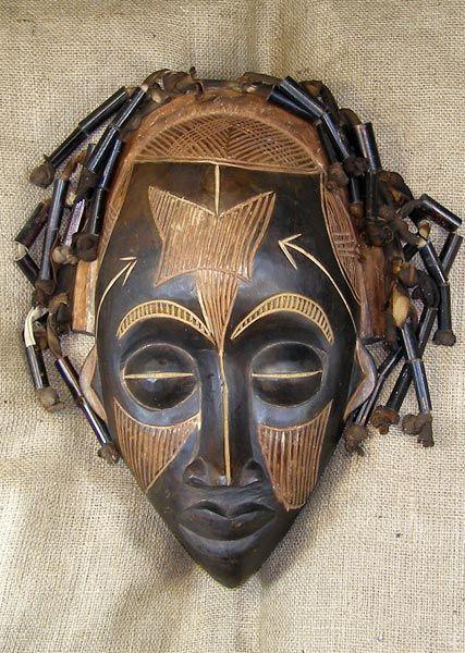Rasta People African masks - rasta mask 10