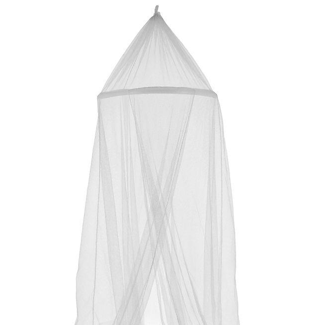 Basic Ciel de lit moustiquaire blanc pour enfant