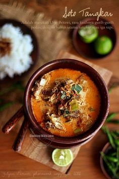 Soto Tangkar | Cooking With Love