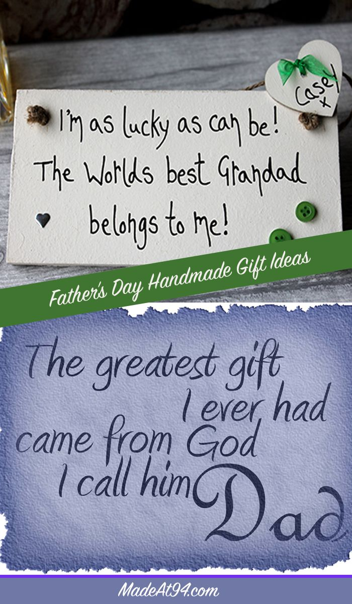 Dad Grandad Stepdad...key figures in our life. finding gifts for men that have done so much for us is hard. Unique Grandad Gifts, Personalised Signs to Great Grandad! They have everything so a grandparents gift plaque that is customised with your words could be just the thing!