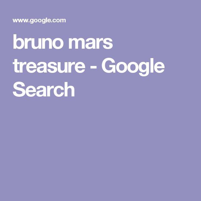 bruno mars treasure - Google Search