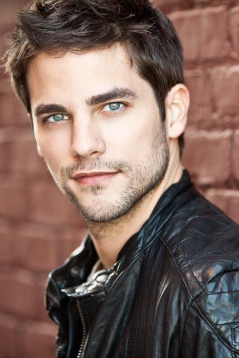 "Brant Daugherty - spot on for Rafe in ""Dawngard."" Just a little lanky-looking..."