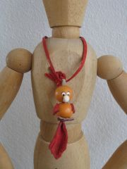 Little handmade necklace