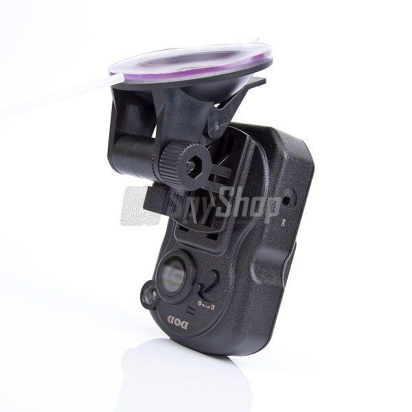 Profesionální Full HD kamera do auta s GPS modulem a IR nočním viděním DOD GSE580