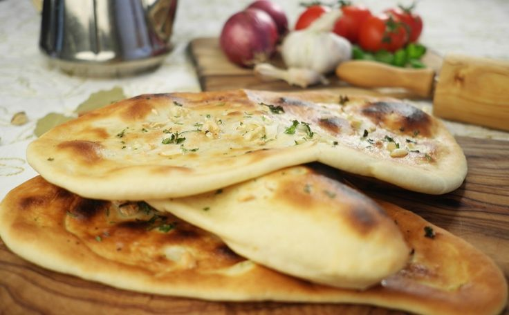 Easy Naan | KITCHENETTE