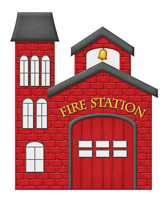 Fire Station Image,RR Fire Station Poster, Fire Station ...