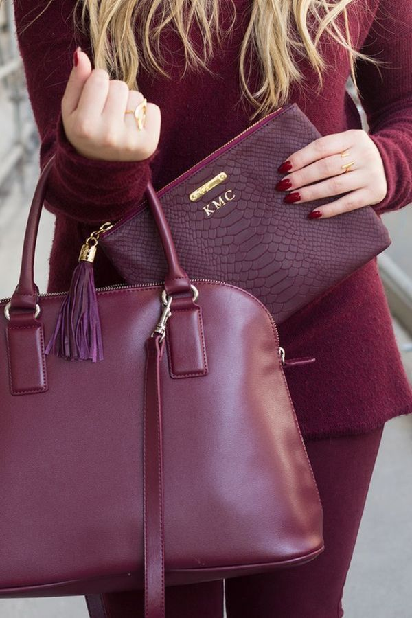 Marsala - color of the year 2015