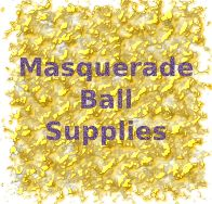 Masquerade Ball Decorations and Event Supplies