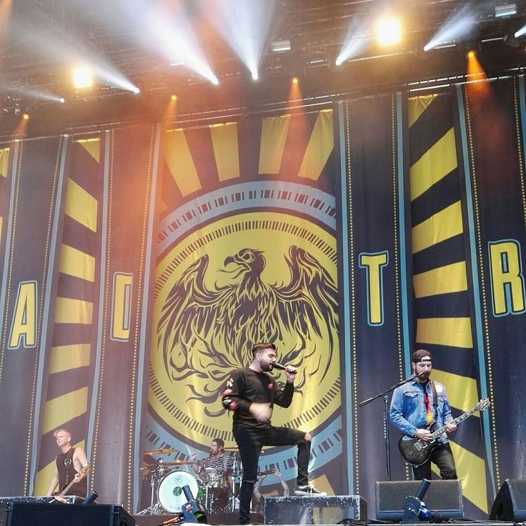 A Day To Remember - Greenfield Interlaken