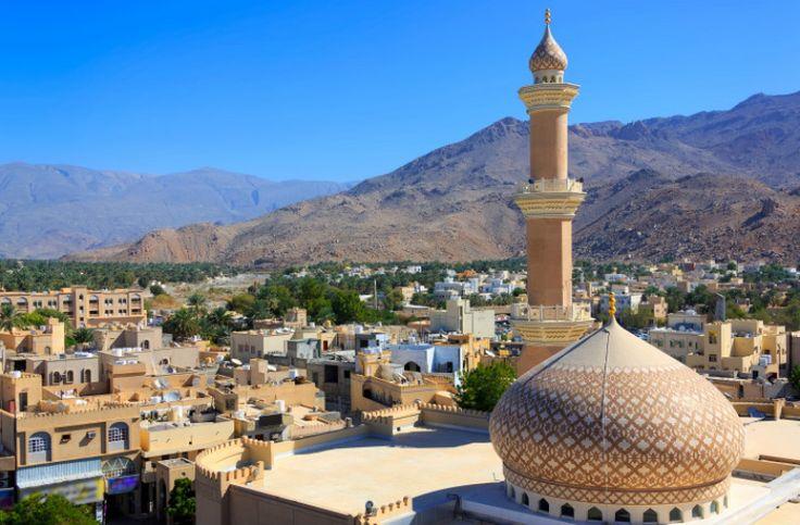 Oman's capital: Muscat