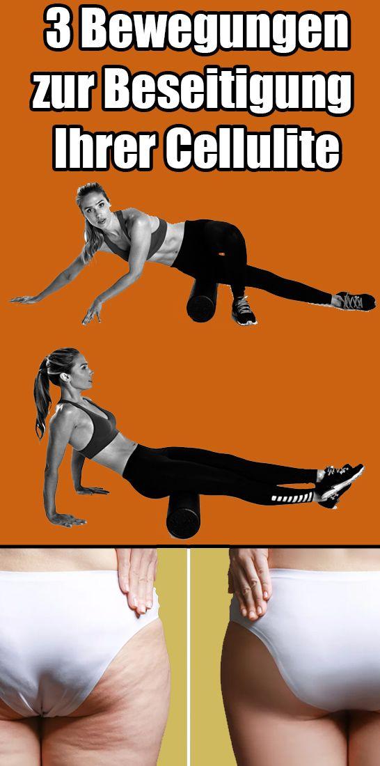 3 Bewegungen zur Beseitigung Ihrer Cellulite – Mechthild Horst