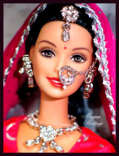Expressions-of-India-Soni-Punjabi-Barbie-Doll-Reduced-price-due-2-imperfection