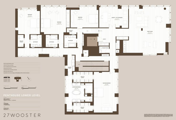 Trump Soho Floor Plan - Google Search