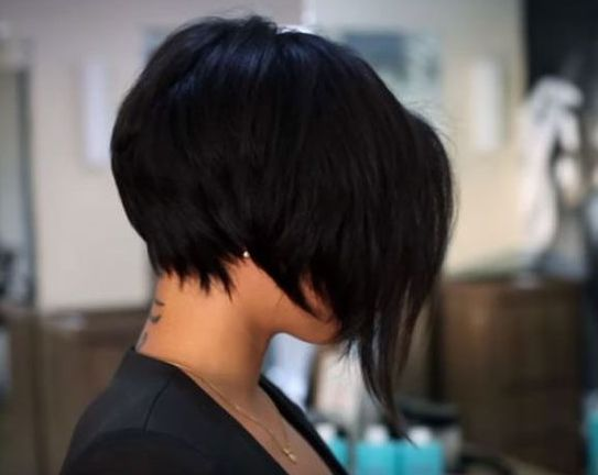 35 Fabulous Short Haircuts For Women With Thick Hair - Part 21
