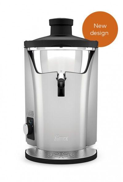 Zumex | Commercial Multifruit Juicer Intelligent, Efficient, Functional, Intuitive, Stylish Model:Multifruit LED