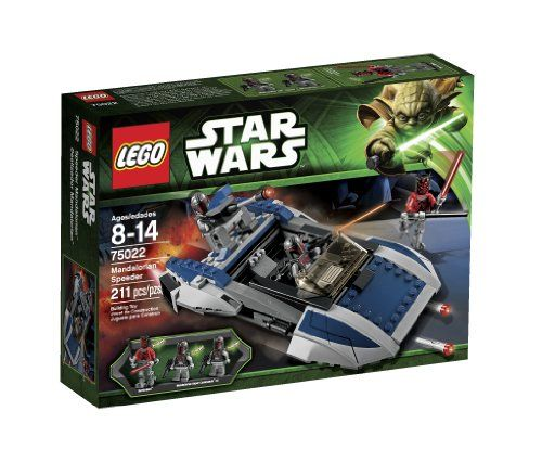 #LEGO #StarWars #Mandalorian Speeder, Now $20.78 (Orig. $24.99).