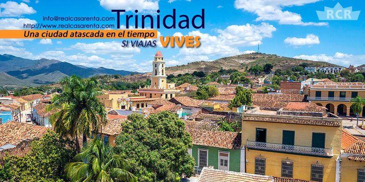 Twitter  🇨🇺️La Hermosa ciudad colonial de #Trinidad de Cuba🇨🇺️, Patrimonio Mundial de la Humanidad. ✈️Visítala!🏛️  #Cuba #Cubatravel #Cubatur #realcasarenta #viajes