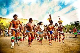Águas de Pontal: Povos indígenas do Brasil.